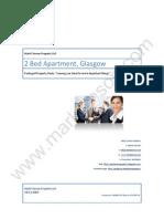 2bed Apartment- Eriboll, Glasgow