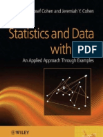 Statistics and Data With R