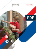 Royal Mail Group Corporate Responsibility Report 2014