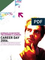 """Careerday 2006 - Università degli studi di Urbino """"Carlo Bo"""""""
