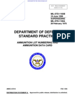 MIL-STD-1168B (Ammunition Lot Numbering and Amm. Data Card).pdf
