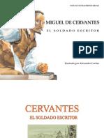 Miguel de Cervantes - El soldado escritor (Ilustrado por Alexander Levitas).pdf