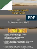 2. Logistik Rumah Sakit
