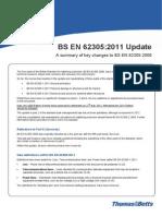 Furse BS en 62305 Update Datasheet