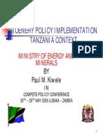 2 4 COMPETE Conference Lusaka Kiwele Kenya