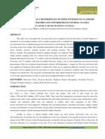 9.Management-Motivation Tools as a Determinant of Effectiveness -Ebadu Paul