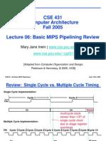 cse431-06mipspipeline