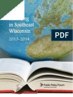 Public Policy Forum School Report 2014