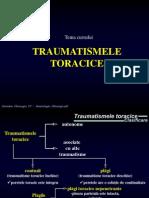 Traumatismele toracice