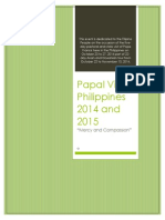 Papal Visit to Asia and Oceania 2014