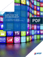 Sustainable Apps Report