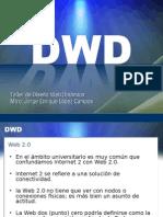 Presentación Taller de Diseño Web Dinámico