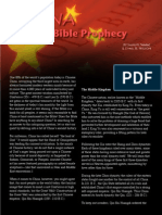 China in Bible Prophecy