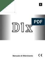 Manuale D1x