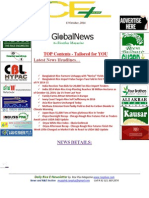 13th October,2014 Daily Global Exclusive ORYZA E-Newsletter by Riceplus Magazine