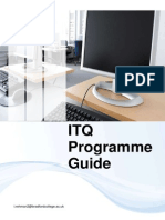Student ITQ Programme Guide