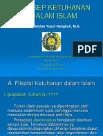 Konsep Ketuhanan Dalam Islam 2