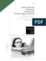 Análise da Escolha profissional - feijoo.pdf
