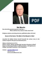 Sid Martin