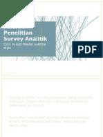 94410588 Metode Penelitian Survey Analitik