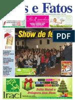 Jornal Atos e Fatos - Ed 654 - 19-12-2009