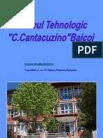 Prezentare LT Baicoi