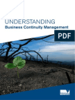 Understanding Business Continuity Management