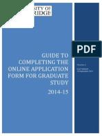 Gradsaf Osdfsdfnline Completion Guide