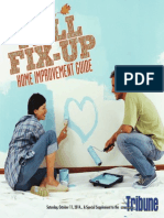 The Fall Fix-Up Home Improvement Guide