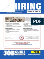 The Job Guide Volume 26 Issue 20