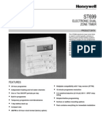 Electronic Dual Zone Timer