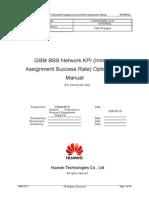08 GSM BSS Network KPI (Immediate Assignment Success Rate) Optimization Manual.doc