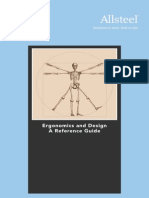 Ergonomics and Design Reference Guide White Paper