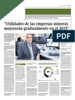 Utilidades empresas mineras mejorarán el 2015_Gestión 13-10-2014.pdf