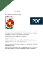 educ 255 classroom plants lesson plan