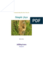 Simple Joys by Piya Tan 2009
