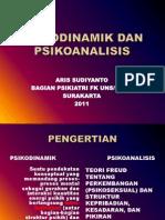 Psikodinamika & Psikoterapi - Prof. Dr. Aris Sudyanto, dr., SpKJ.pptx