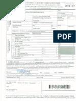 India Sudar Tax File 2013-14