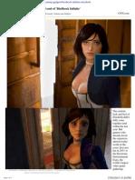 Meet Elizabeth the Heart and Soul of BioShock Infinite (1)