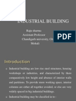 Industrial Building, design of steel structure part 2,types of loads