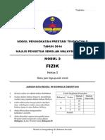 Trial Kedah SPM 2014 Physics K3 Modul 2