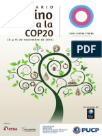 Seminario Camino a la COP20