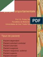 Curs 1 Tipuri de Pacienti