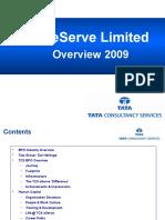 2010 TCSEserve Presentation