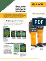 10 motivos para comprar um termômetro de IR visual Fluke.PDF
