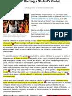 sarah hernandez global article reaction march 10 docx