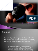 The Vocal Process