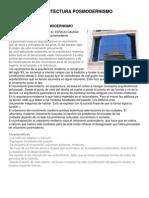 ARQUITECTURA POSMODERNISMO.docx