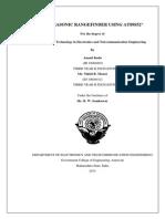 Minor Project Report 1