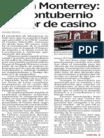 11-10-2014 Acusa Monterrey